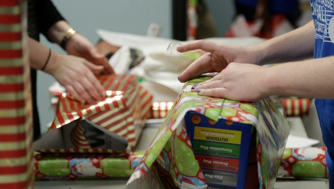 Rebuild 850 partners are calling on toy donations for families in need after Hurricane Michael. Donations will be collected from 10 a.m.-3  p.m. Dec. 6 at the Tallahassee Democrat.