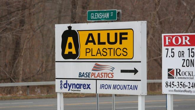 Aluf Plastics in Orangeburg