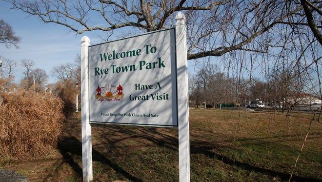 Rye Town Park.