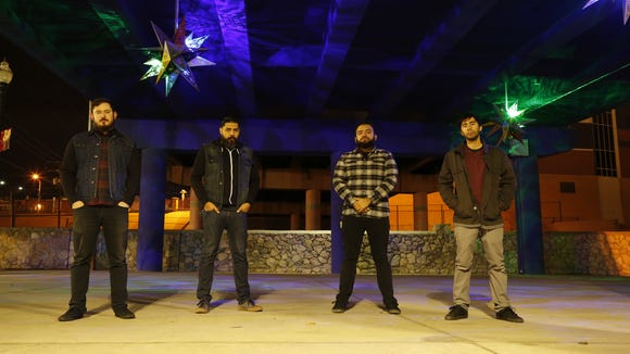 """El Paso instrumental post-rock band Dayluta Means Kindness is set to release its new album, """"When You're Young You're Invincible,"""" on Friday."""