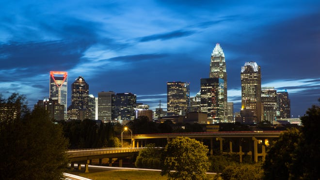 Charlotte, N.C., is having a hotel boom this year, with 3,663 additional rooms and 22 new properties.