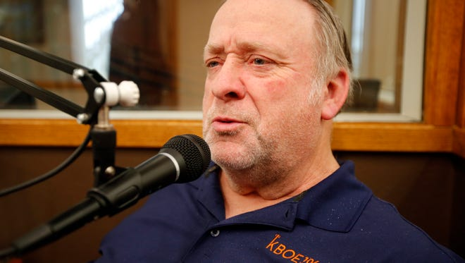 """Steve """"The Round Guy"""" Pilchen was fired from KBOE-FM in Oskaloosa at the end of March. The 64-year-old longtime Des Moines-area radio personality and comedian says he's finished with the business."""