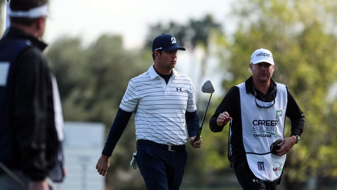 Hudson Swafford became the eighth player to win his first PGA Tour title at the CareerBuilder Challenge in 2017.