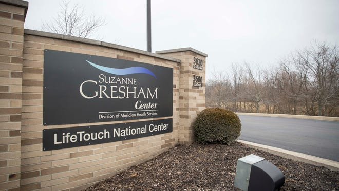 The Suzanne Gresham Center, an outpatient clinic and child advocacy center run by Meridian Health services