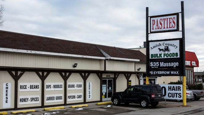 Amish Country Bulk Food store, 4556 24th Ave. in Fort Gratiot, is slated to open by mid-February.