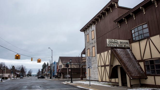 The Lexington Village Council approved developers to move forward seeking funding for the Cadillac House project on Tuesday. The $2.5 million project by Detroit-based Roxbury Group, a real estate development company, plans to restore the building to its original 1860s appearance, with a tavern on the first floor and hotel rooms on second and third floors.