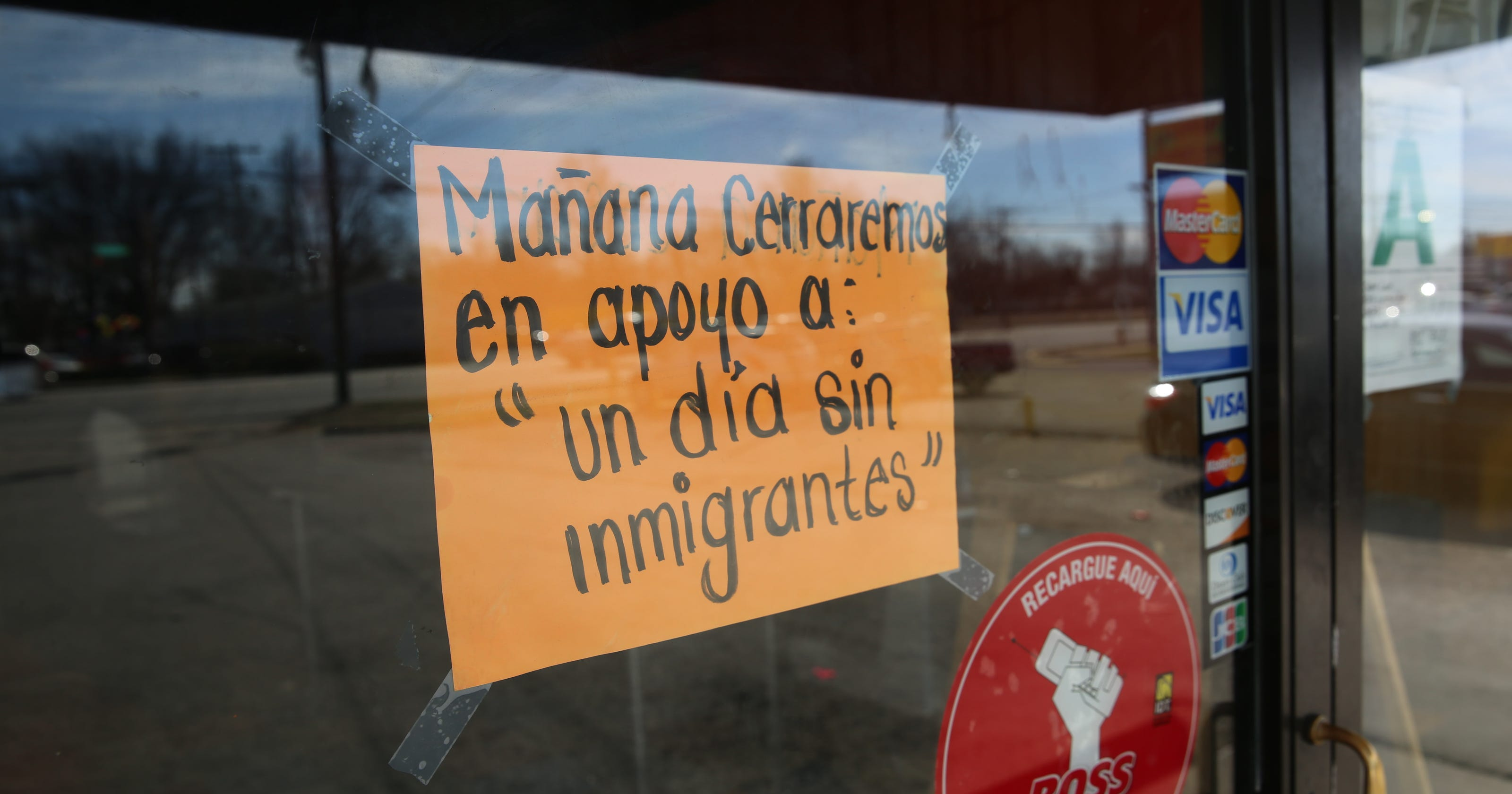 Kentucky, Indiana businesses shut for 'Day without Immigrants'