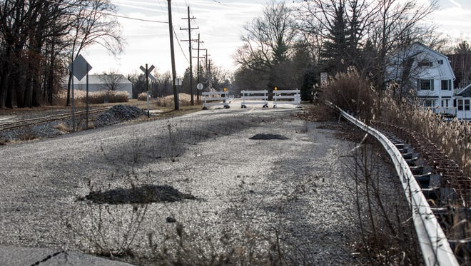 St. Clair Highway has remained closed since 2013.
