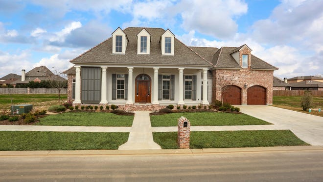 This 5 bedroom, 4.5 bedroom home is located at 207 Winthorpe Row in Lafayette and is listed at $877,580.