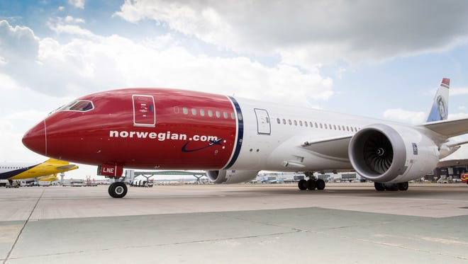 Norwegian Air is offering cheap flights from the United States to Europe