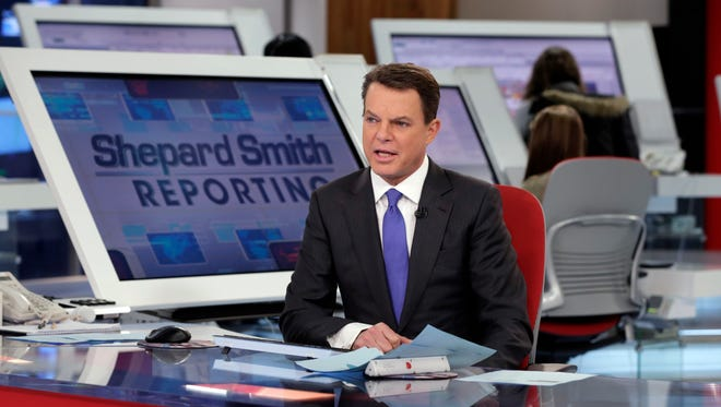 """""""CNN's reporting was not fake news,"""" Fox News' Shepard Smith said during a news segment on Friday."""