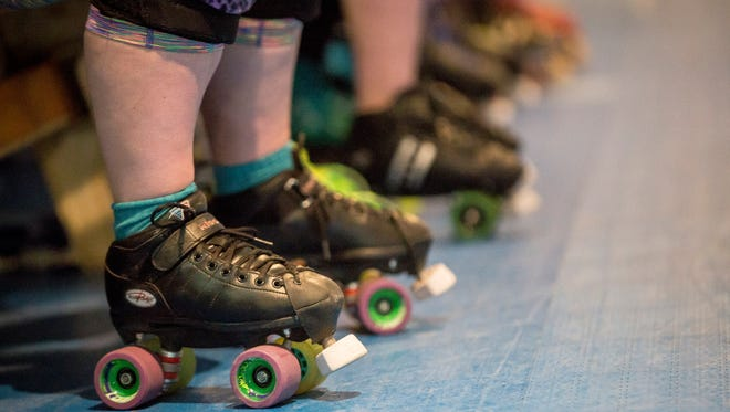 Muncie's Cornfed Derby Dames roller derby league