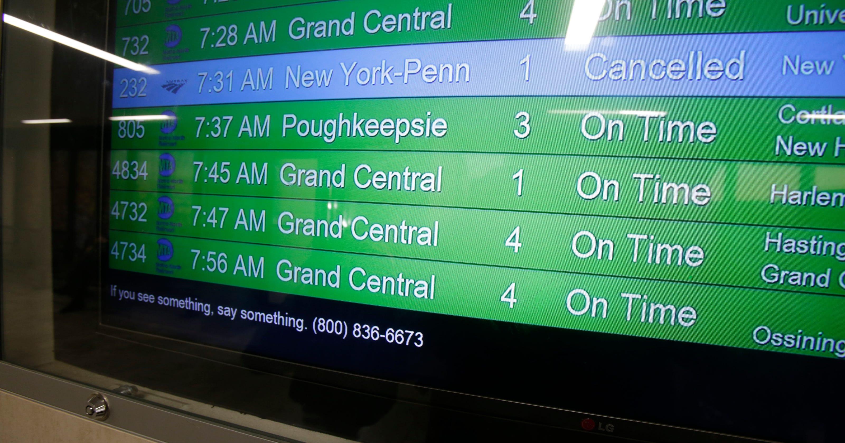 Metro-North fare increase in effect