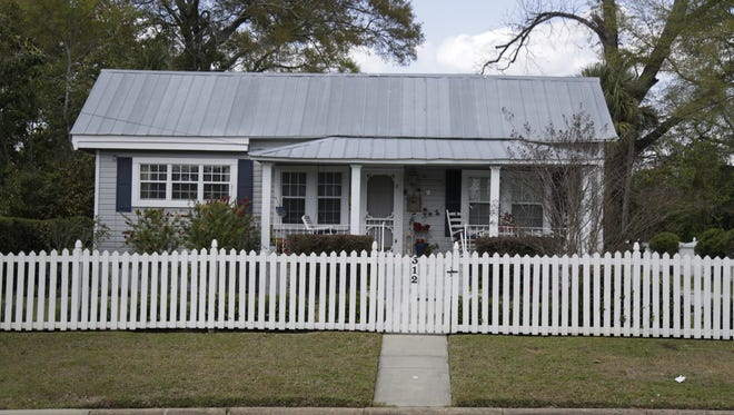 Annie Roberts has lived in the same house on West Carolina street her whole life, during which time she's seen families leave the neighborhood one by one.