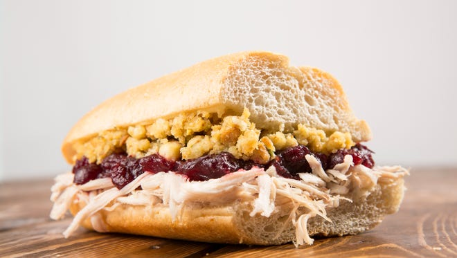 Capriotti's signature Bobbie sandwich layers house-roasted turkey, dressing and cranberry sauce on a soft bun. The fast-casual sandwich chain just signed a franchise agreement to open a total of five stores in Reno, Sparks and in Boise, Idaho.