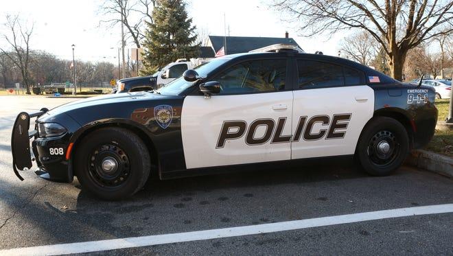 Glen Rock police car
