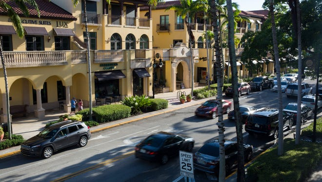 """The Naples-Immokalee-Marco Island metro —or Collier County — ranks 18th this year on The Milken Institute's index of """"Best-Performing Cities"""" in the nation."""