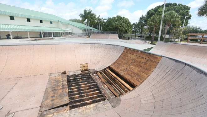 B3, as the skate park is known, opened in 2004 and has a wooden bowl. The city is planning to upgrade that feature to concrete.