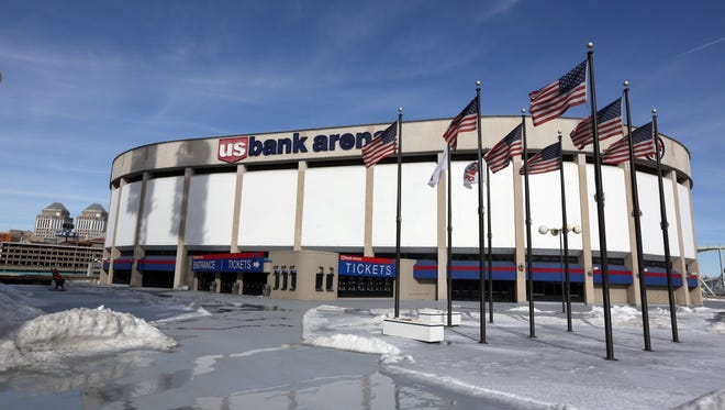 U.S. Bank Arena hasn't been renovated since 1997.