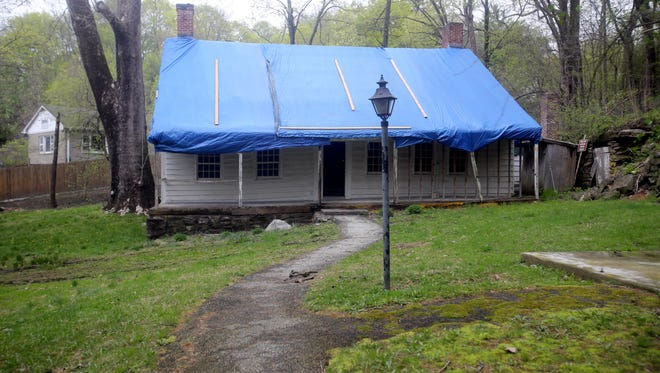 George Washington's Headquarters in North White Plains, photographed April 26, 2017.