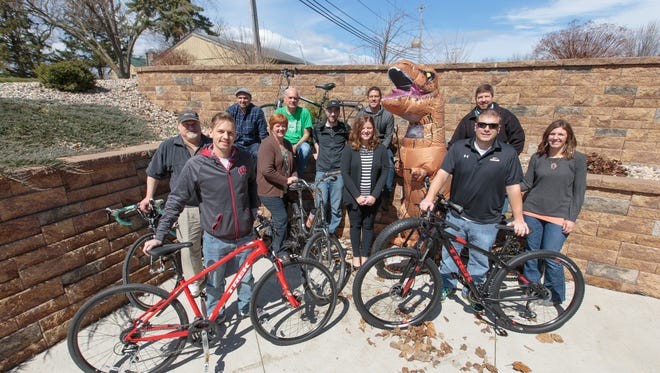 Fond du Lac's Wisnet has been recognized as a bike-friendly company by the League of American Bicyclists.