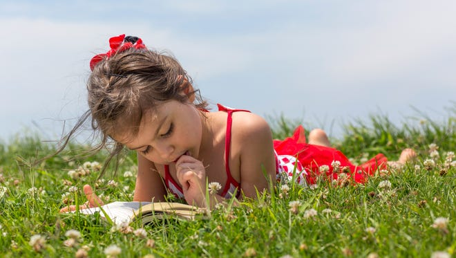 Don't think too hard about summer reading. Let kids choose what they want to read, whether its graphic novels or magazines.