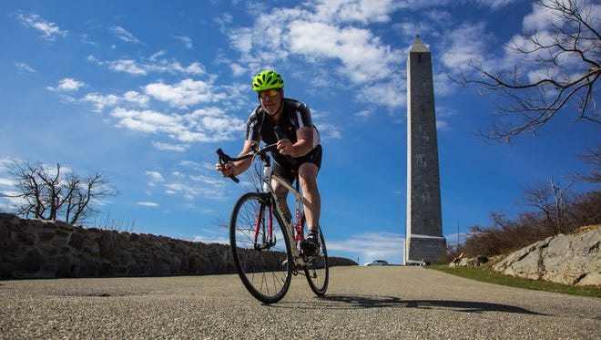 """New Brunswick-based Central Jersey Bike Club's 200-mile  """"The Longest Day"""" ride on June 10 will depart near  High Point State Park."""
