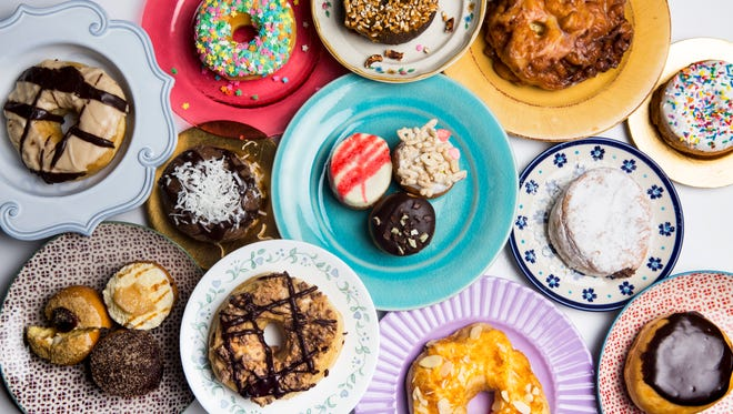 Celebrate National Donut Day around Southwest Florida with donuts from local shops.