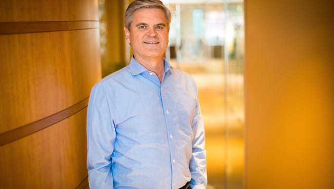 Steve Case, author of Rise of the Rest