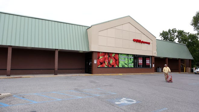 A CVS Pharmacy, which recently opened at the site of the old A&P supermarket in Mamaroneck.