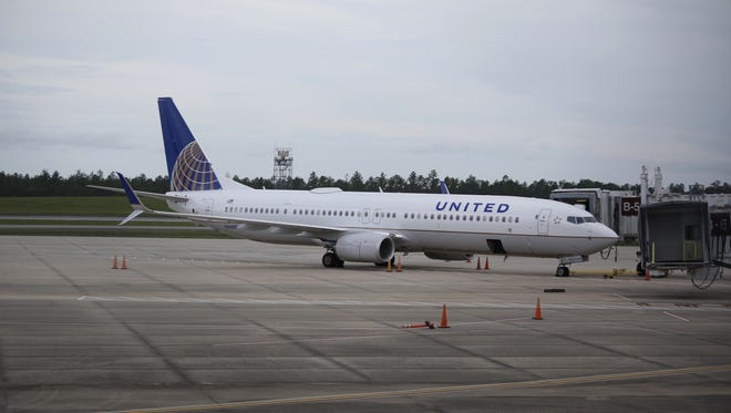 United Airlines Flight 1239 made an emergency landing at Tallahassee International Airport Tuesday.