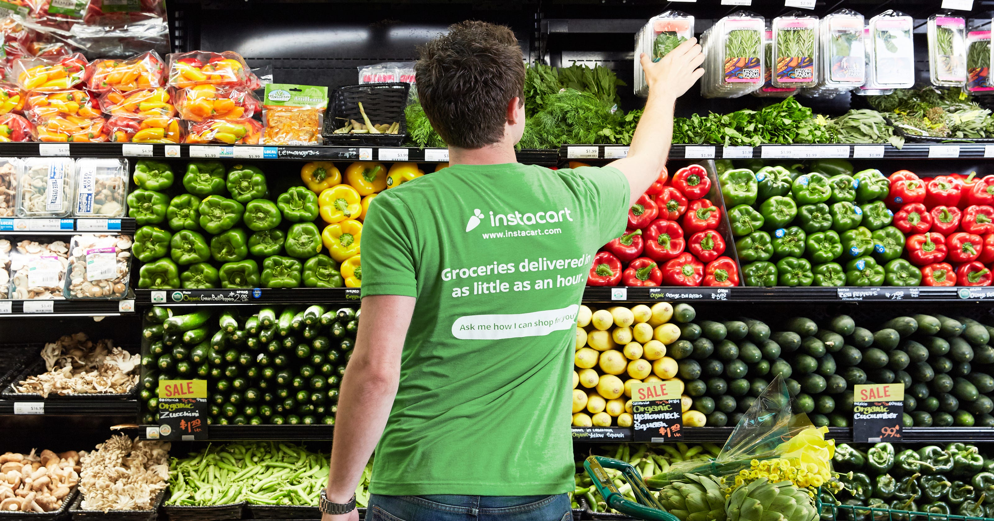 Food City joins Instacart delivery as Kroger expands
