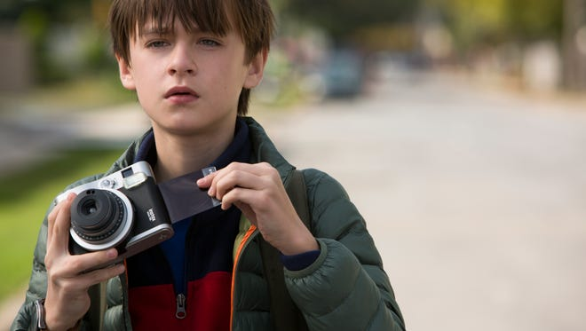 """Eleven-year-old Henry (Jaeden Lieberher) is the protagonist of """"The Book of Henry."""""""