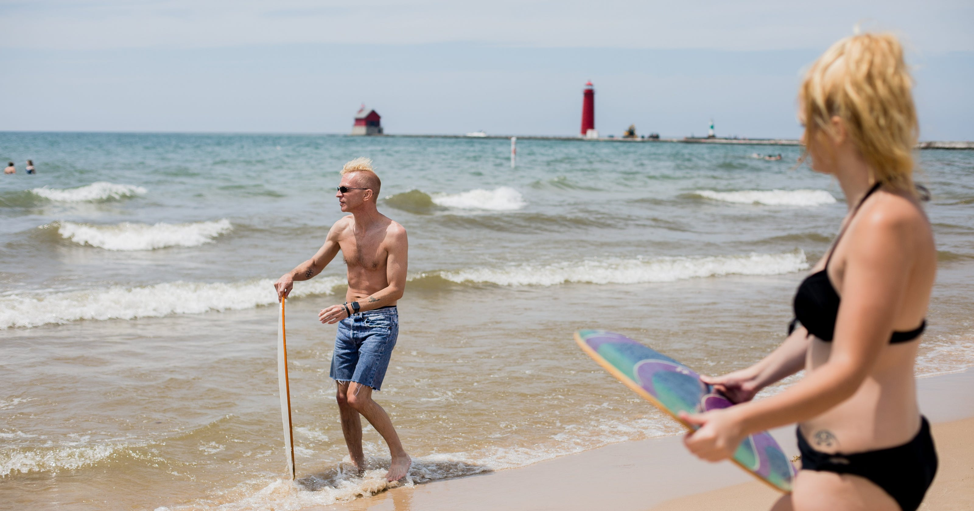 How even good swimmers are drowning in Lake Michigan