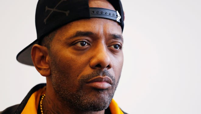 Mobb Deep's Prodigy in 2016.