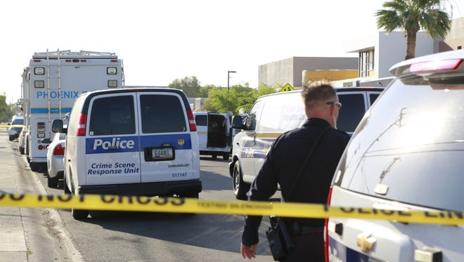 Phoenix Police Department is investigating a man's death as a homicide on June 28, 2017, after family discovered him dead in his home the day before near 41st Street and McDowell Road.