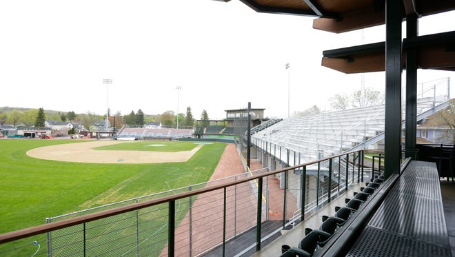 Athletic Park in Wausau is home to the Wisconsin Woodchucks.