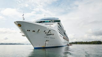 Princess Cruises' Coral Princess