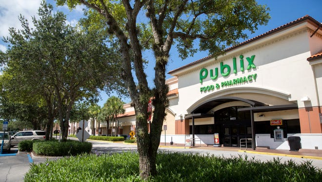 Property managers at Marketplace at Pelican Bay shopping center in North Naples plan to cut down mature oak trees in the parking lot and replace them with smaller oaks and other trees because of problems with adequate lighting.