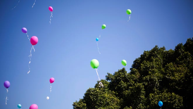 State Senator Jim Whelan's bill S3177 statewide ban on the intentional release of helium-filled balloons is now being considered by the Energy and Environment Committee.