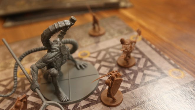 "Dungeon Games in Estero hosts ""Dungeons and Dragons"" events."