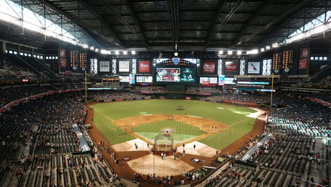 A years-long dispute between Maricopa County and the Arizona Diamondbacks over repairs and improvements to Chase Fieldcould be over before the end of 2017 under  a court rulingissued by a Superior Court judge.