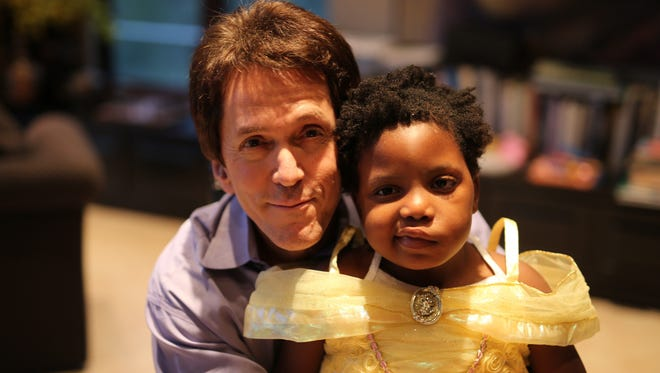 Chika is a 7-year-old Haitian girl whom Mitch Albom and his wife have been taking care of for nearly two years.