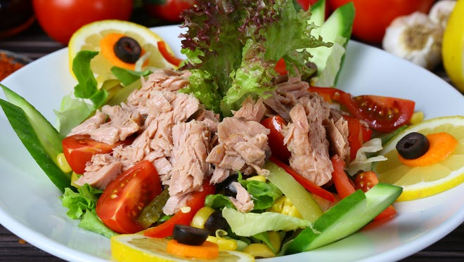 Get creative with tuna salad during hurricane recovery.