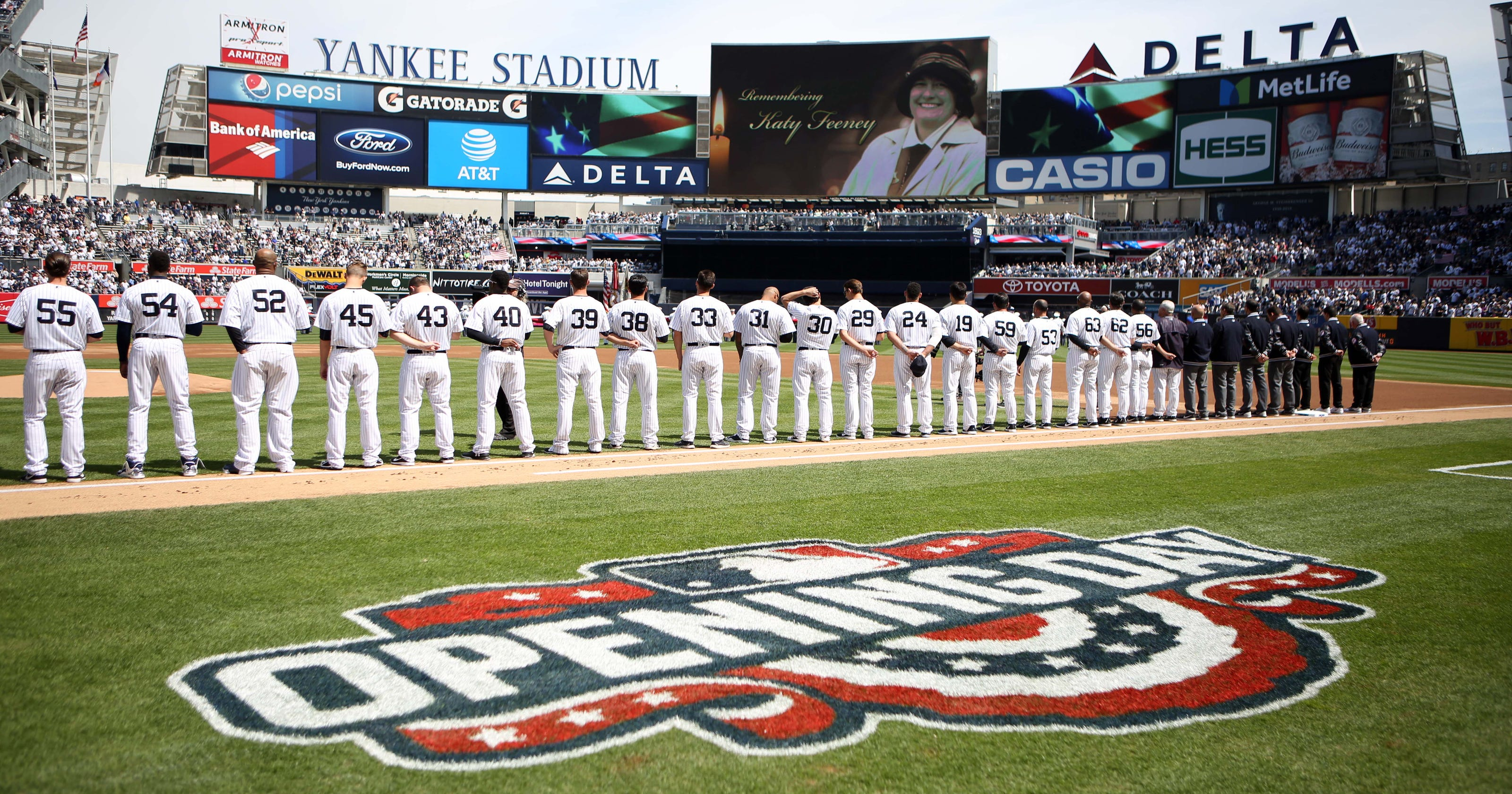 MLB 2018 schedule  March 29 Opening Day is earliest ever 83a4e04caf