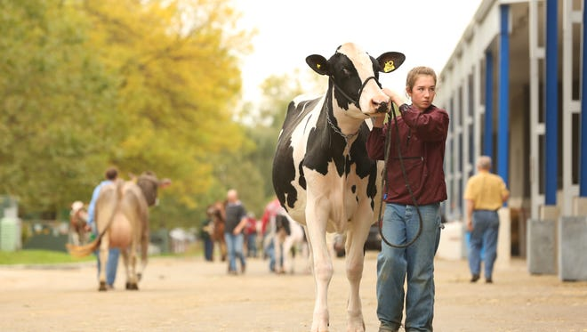 For over five decades, the global dairy industry has been meeting in Madison. This year's event scheduled for Oct. 3-7, 2017, is expected to draw crowds of 75,000 people from more than 100 countries.