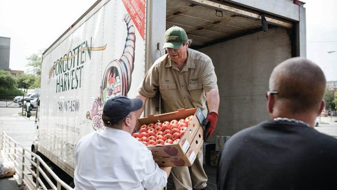 """Forgotten Harvest is the """"lifeline of support"""" for emergency food provider/partner organizations throughout metro Detroit."""