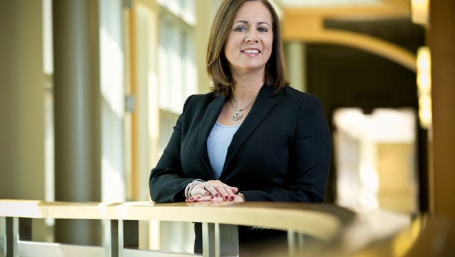 Janice Nevin is president and CEO of Christiana Care Health System.
