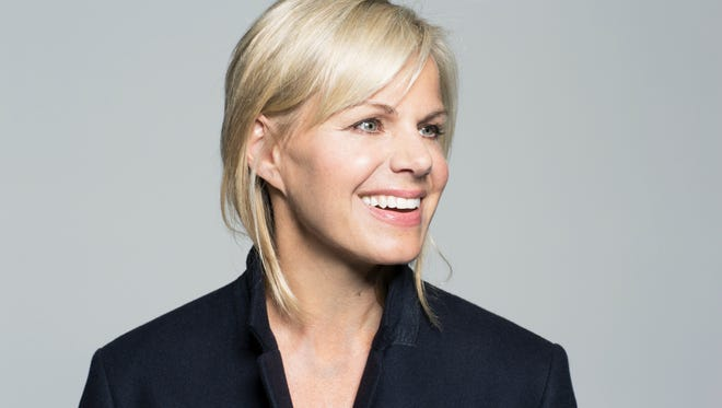 """Gretchen Carlson, promoting her new book """"Be Fierce: Stop Harassment and Take Your Power Back."""""""