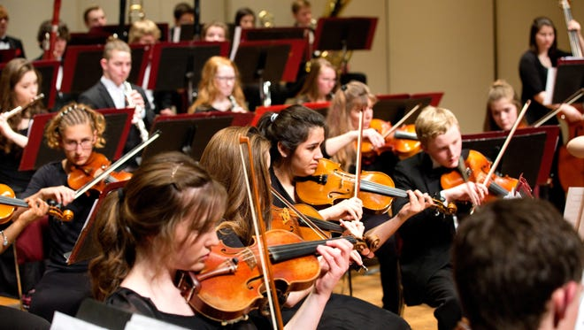 The Great Falls Symphony Youth Orchestra and Sinfonia perform Sunday, Nov. 19.